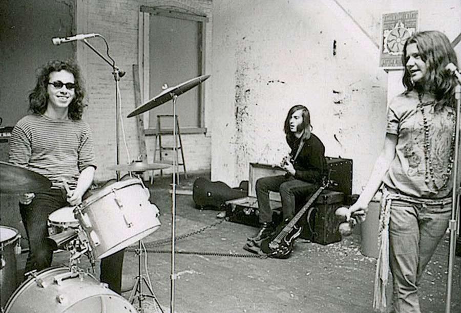 Bob Seidemann Janis Joplin
